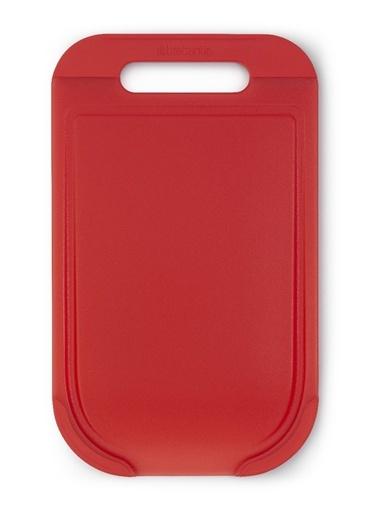 Kırmızı Tasty Colours Orta Boy Kesme Tahtası-Brabantia